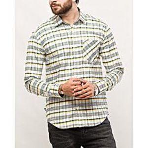 DenizenBlack Cotton L/S Woven Shirt-Special Online Price