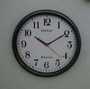 Antique Descent Wall Clock