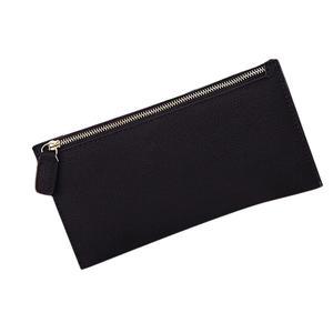 MissFortune  Fashion Women Leather Zipper Wallet Clutch Card Holder Purse Lady Long Handbag