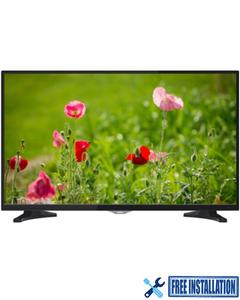 "40MG201 - HD LED TV with Built-in Sound Bar - 40"" - Black"