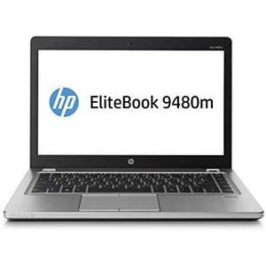 HP EliteBook Folio 9480m with Free Laptop Bag - 14 - Core i5 4310U - 4 GB RAM - 320 GB HDD WebCam