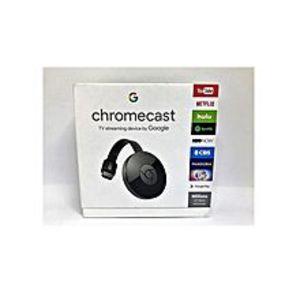 GoogleGoogle streaming Media Player Chromecast 2nd Generation - Black