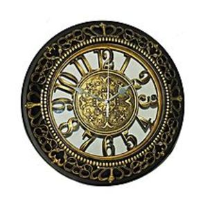WonderMatics Wall Clock Brown Wall Clock Antique Clock