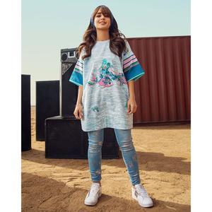 """""""Alkaram studio MAK Summer 2019 Vol-1 Blue Lawn 1 PC Unstitched Suit For Women -A132216506"""""""