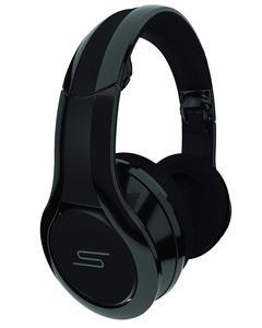 Street By 50 Cent Wireless On-Ear Headphones - Black