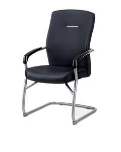 Me-320 - Vistor Chair - Black