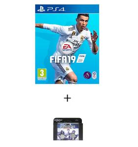PS4 FIFA 19 Standard Edition PlayStation 4 PLUS KONTROL FREEK