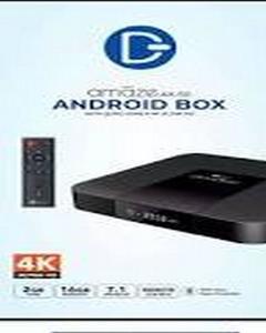 Dany Android Box 4k Ultra HD - Wifi - 2GB / 16GB Remote Control Amaze AX-50