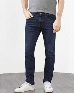 Blue Stretch jeans for men