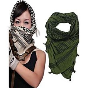 999 SHOP Pack Of 2 - Unisex Military Arab Army Scarf Sp-9997
