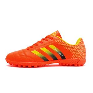 Adults and Kids Men's Outdoor TF Sole Soccer Cleats Shoes Durable Lace Up Football Boots/Trainers Sports Sneakers