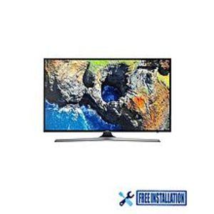"SamsungMU7000 - Smart 4K UHD LED TV - 43"" - Black"
