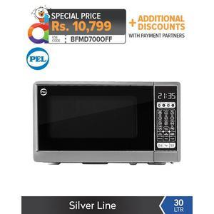 PEL Silver Line Oven (30 Litre)