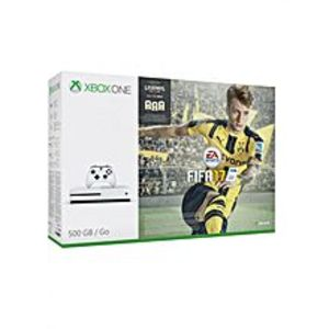 MicrosoftXbox One - FIFA 17 Bundle - 500 GB