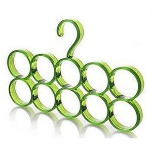 10 Holes - Multi-Purpose Scarf/Belt/Tie/Dupata Hanging Organizer/Hanger