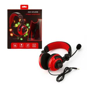 EF Headset Gaming Headphone for PS4 XBOX360 Crystal Stereo