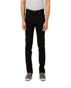 Black Denim Jeans For Men - A&F-BDJ-02