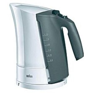 Braun Multiquick Electric Kettle - WK-300 - 1.7L - White