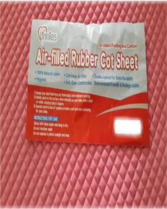 Air - Filled Rubber Cot Sheet For Babies (60 X 45) Cm