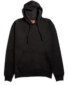 Men's fleece hoodies (Black)