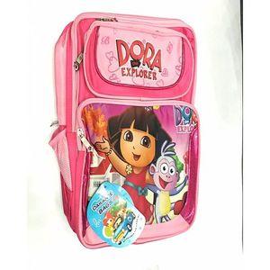 Pink School Bag For Girls