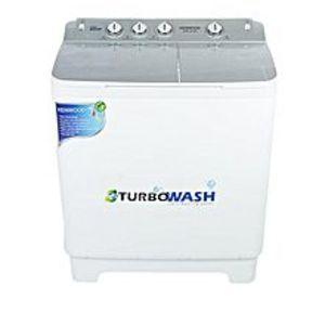 KenwoodSemi Automatic Washing Machine - KWM-1012 - White