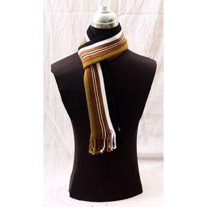 Wool Irani Muffler For Men - Multicolor