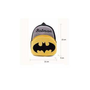 Batman Plush Backpack For Kindergarden Nursery Kids