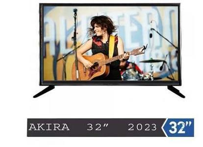 AKIRA 32MG2023 - 32 HD LED TV Built-in Soundbar - Black