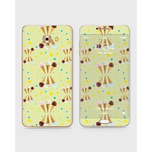Samsung Galaxy C5 Pro Skin Wrap With Front Back And Sides EIS EIS BABY-1wall124