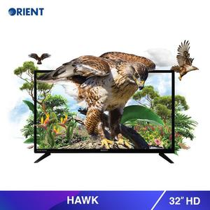 "Orient Hawk 32"" HD LED TV Black"