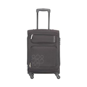HIMBA Spinner 69 CM 4 Wheels Trolley Bags - Brown