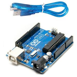 Arduino UNO DIP (with cable)
