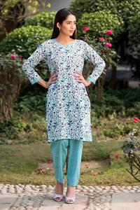 SITARA STUDIO Sapna Collection 2019 Multicolor Lawn 2PC Unstitched Suit For Women - 6133 B  (Un-stitched)