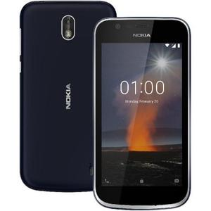 "Nokia 1 - 4.5"" - 1GB RAM - 8GB ROM - 5 MP Camera - Dark Blue"