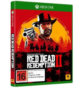 XBOX ONE DVD Red Dead Redemption 2 XBOX ONE GAME