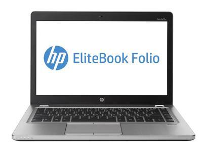 HP EliteBook Folio 9470M 14in Intel Core i5-3427U 1.8GHz 4GB 320GB HDD Windows 10 Webcam