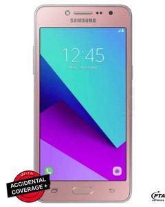 Grand Prime Plus - Dual Sim - 8GB - LTE - Rose Pink
