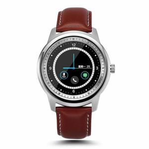 Lemfo FHD Bluetooth Smart watch-Platinum Silver LEM -1 (Non G.S.M)