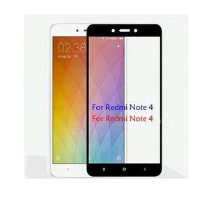 Mi Redmi Note 4 2D Curved Glass Protector