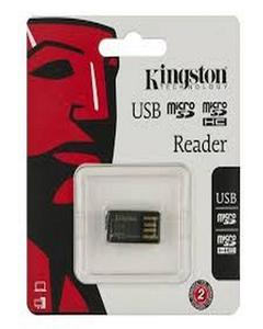 Kingston Usb 2.0 Micro SD Card Reader SDHC SDXC High speed ultra mini Mobile Phone card Multi FCR-MRG2 TF Adapter Card Reader