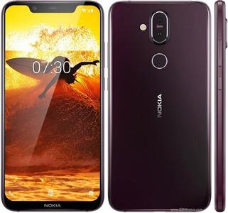 "Nokia 8.1  MORE PICTURES 11% 2,371,328 hits 302 Fans6.18"" 1080x2280 pixels13MP 2160p6GB RAM Snapdragon 7103500mAh Li-Ion"