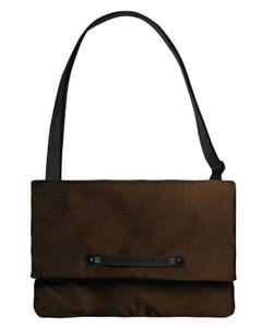 ALIFEDESIGN DA016BN - DA Convertible Cross 100 Hand Carry Bag - Brown