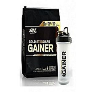 Optimum NutritionON Gold Standard Gainer - 5lbs Chocolate With Free Shaker