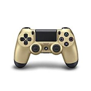 Sony Wireless Controller For PlayStation 4 - Gold
