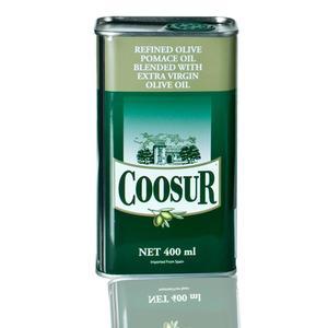 COOSUR OLIVE POMACE OIL 400ml TIN