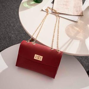 MissFortune Fashion Lady Shoulders Small Backpack Letter Purse Mobile Phone Messenger Bag