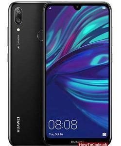 Huawei Y7 Prime 2019 - 3gb ram 32 gb rom - 4000mAh BatteryBlack
