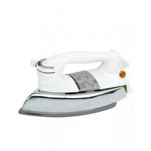 DI332 Dry Iron - 1000 Watt - White & Grey