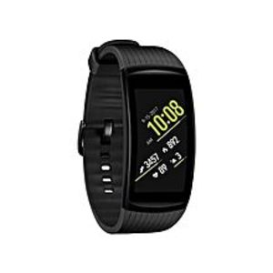 Samsung Original Gear Fit 2 Pro Sports Band with GPS - Black